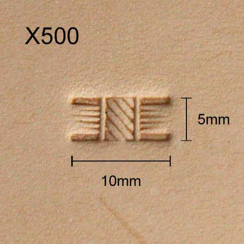 Leather Stamp Punzierstempel Lederstempel Punziereisen R956