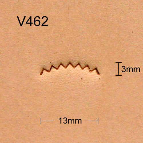 O117 Leather Stamp Punzierstempel Lederstempel Punziereisen