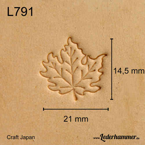 Punziereisen L791 - Leaf - Craft Japan
