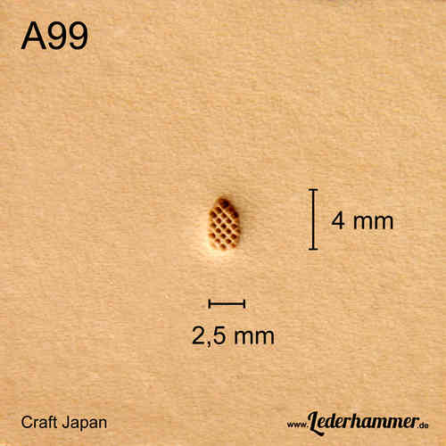 Punziereisen A99 - Background - Craft Japan