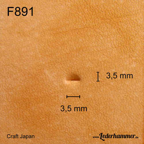 Punziereisen F891 - Figure - Craft Japan