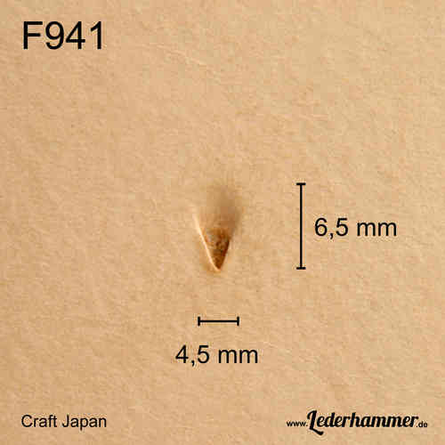 Punziereisen F941 - Figure - Craft Japan